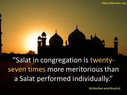 Spiritual, Psychological, Physical and Social Benefits of Salah